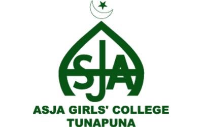 ASJA Girls College Tunapuna Logo
