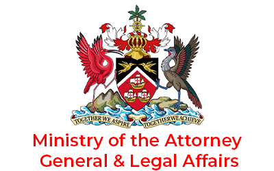 Ministry of the Attorney General and Legal Affairs - AGLA Logo
