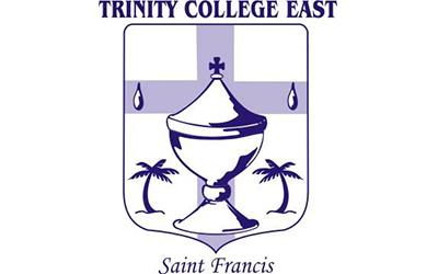 Trinity College East Logo